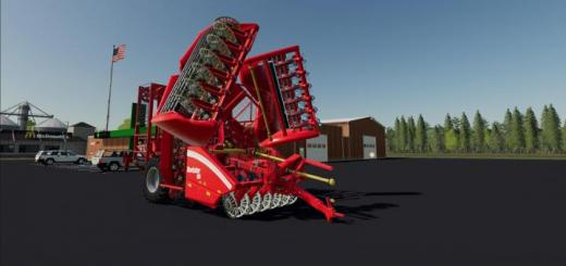 Photo of FS19 – Rooster 18 Row Sugar Beet Harvester V1