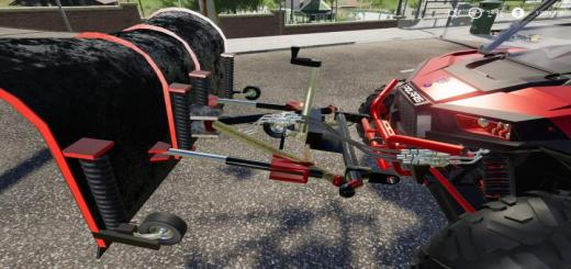 Photo of FS19 – Rzr + Plow V1