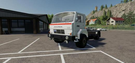 Photo of FS19 – Saurer D330B (Tpm Version) V1
