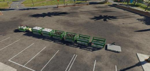 Photo of FS19 – Schleifner Transport Und Utility Pack V1