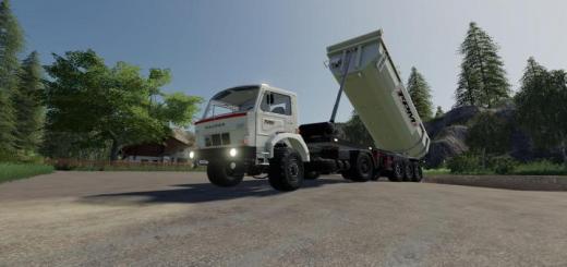 Photo of FS19 – Schmitz Cargobull Tipper (Tpm Version) V1