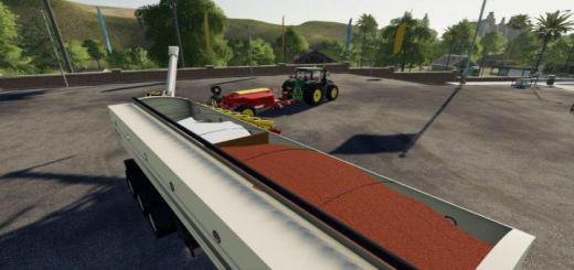 Photo of FS19 – Seed Express 1260 Two Filltypes V2