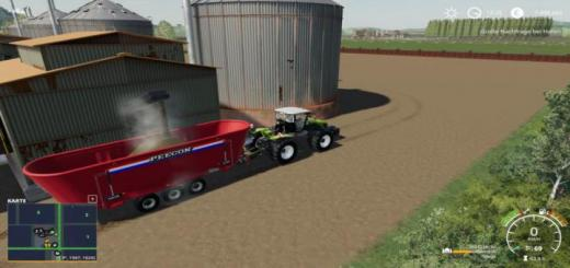 Photo of FS19 – Silageproduction V1