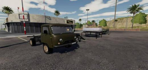 Photo of FS19 – Suv Uaz Module V1.1