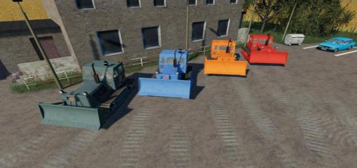 Photo of FS19 – T 100 Raupe V2