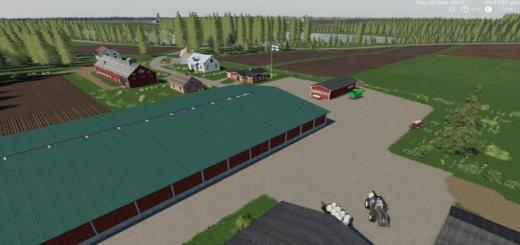 Photo of FS19 – Tervalehti Multifruits V1