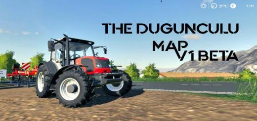 Photo of FS19 – The Dugunculu Map V1