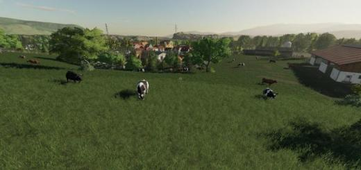 Photo of FS19 – The Old Farm Countryside Map V1.1