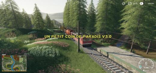 Photo of FS19 – Un Petit Coin De Paradis Map V3
