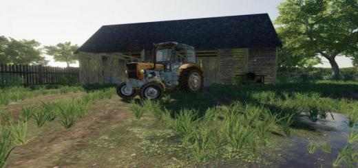Photo of FS19 – Ursus C330 Old Tractor V1