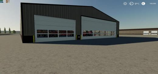 Photo of FS19 – Usbigshed19 V2
