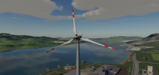 Photo of FS19 – Vestas Windkraftanlage V3