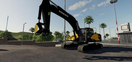 Photo of FS19 – Volvo Ec300E V2