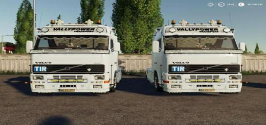 Photo of FS19 – Volvo Fh12 Truck V1.1