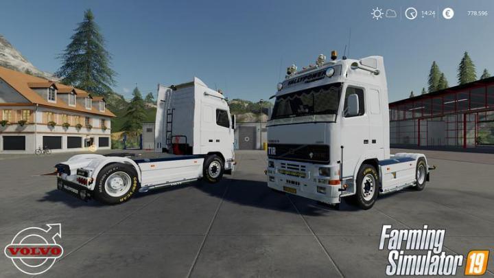 FS19 - Volvo Fh12 V1.1.0.5