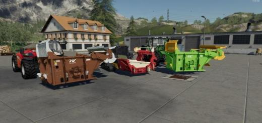 Photo of FS19 – Warzee Pack V1