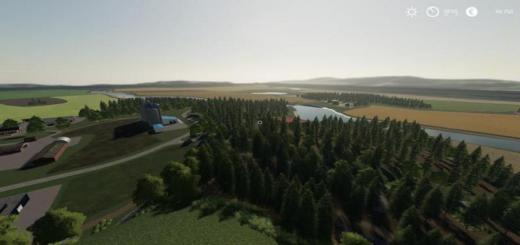 Photo of FS19 – Wonderland Multifruit Map V1