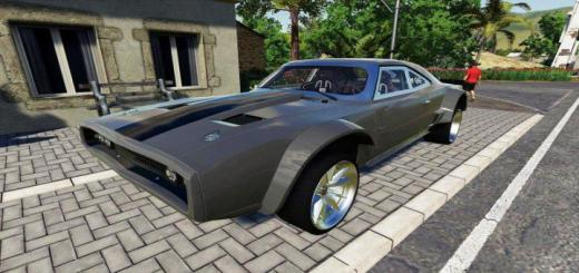 Photo of FS19 – 1968 Ice Charger V1