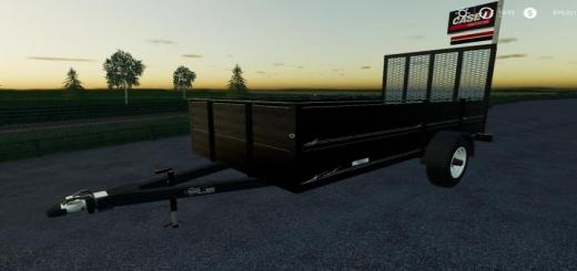 Photo of FS19 – 1999 Neal Manufacturing Utility Trailer V1