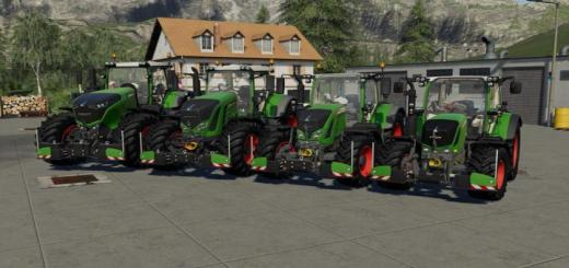 Photo of FS19 – Agribumper V1