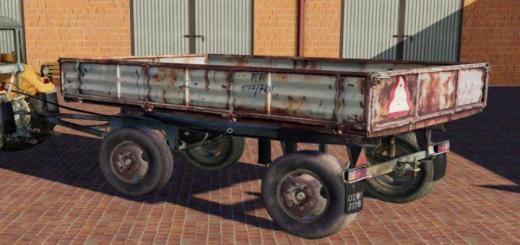 Photo of FS19 – Autosan D-44 Trailer V1