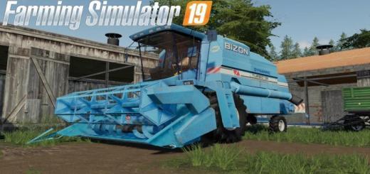 Photo of FS19 – Bizon Dynamic Z115 V1