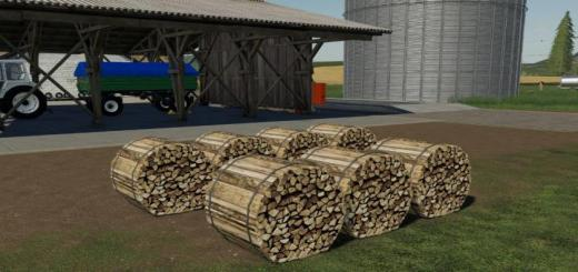 Photo of FS19 – Bunched Firewood V1