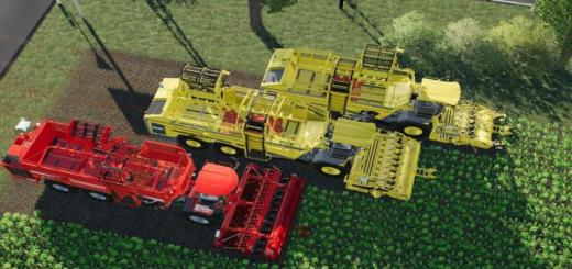 Photo of FS19 – Carrots, Onions And Cabbage Crops V1.4