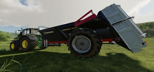 Photo of FS19 – Chevance Sniper 1511 V1