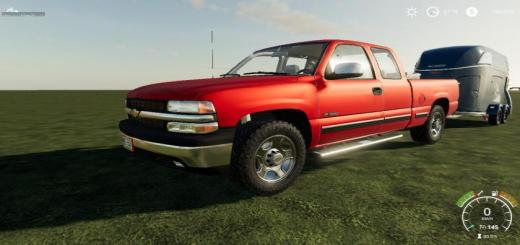 Photo of FS19 – Chevrolet Silverado 1500 99 V1