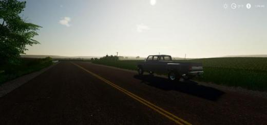 Photo of FS19 – Chevy K30 Dually V1