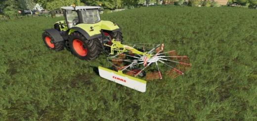 Photo of FS19 – Claas Liner 400 V1