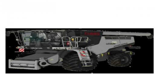 Photo of FS19 – Class Lexion 795 Vyciuzz Edition (White) V2.0.0.3
