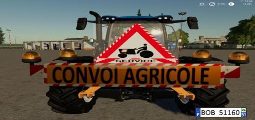 Photo of FS19 – Convoi Agricole By Bob51160 V1.0.0.3