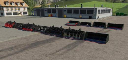 Photo of FS19 – Csz Equipment Pack V1