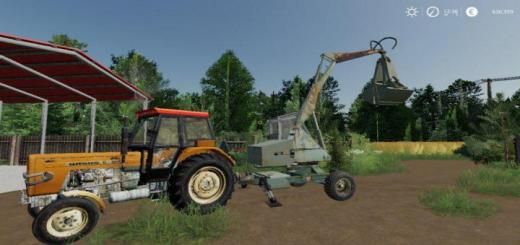 Photo of FS19 – Cyklop T-214 V1