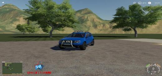 Photo of FS19 – Dacia Duster V2