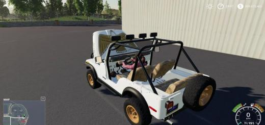 Photo of FS19 – Daisys Jeep V1