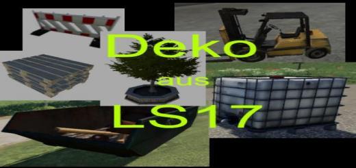 Photo of FS19 – Deko Aus Ls17 1-3 V1
