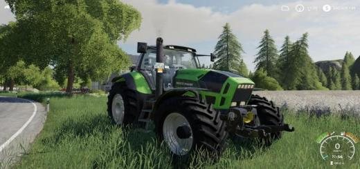 Photo of FS19 – Deutz Agrotron X720 V1