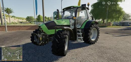 Photo of FS19 – Deutz-Fahr M620 V1