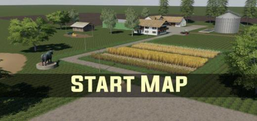 Photo of FS19 – Empty Start Map V1