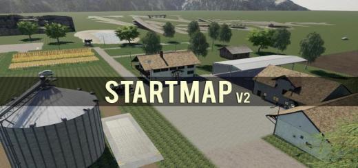 Photo of FS19 – Empty –  Start Map V2