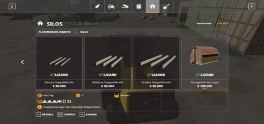 Photo of FS19 – Extended Silo V1