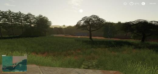 Photo of FS19 – Fazenda Conquista Map V1