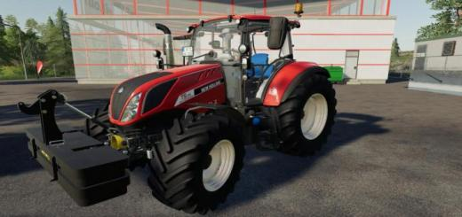 Photo of FS19 – [Fbm Team] New Holland T5 Series V1