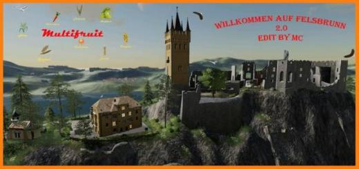 Photo of FS19 – Felsbrunn Edit By Mc Multifruit Update V2