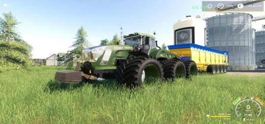 Photo of FS19 – Fendt Trisix Update V2.1