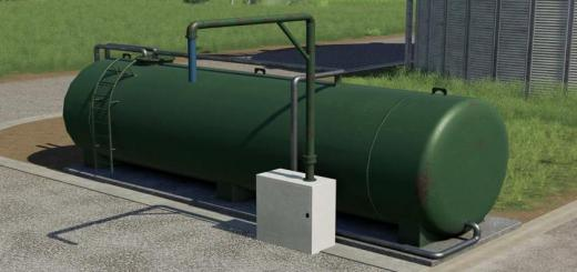 Photo of FS19 – Fertilizer Tanks V1