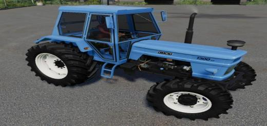 Photo of FS19 – Fiat 1300 Dt V1.1